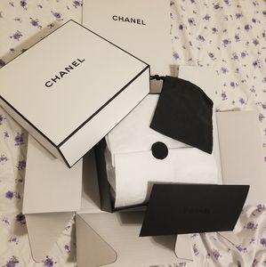 Chanel Large Gift Box